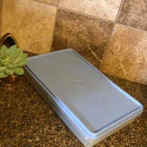 Tupperware Kitchen - 🌵Vtg blue and see through Tupperware